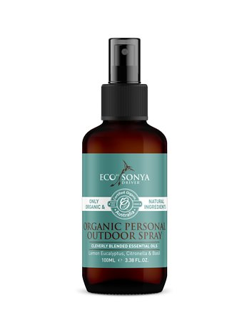 Organic Personal Outdoor Spray