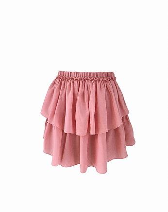 4f3cd9b1 Spódnica w kropki HEIDI - Moda - spódnice - mini - Pakamera.pl