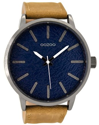 Zegarek OOZOO C9026 brown/blue