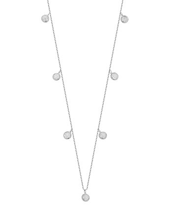 Alicja&Maria Jewellery, Choker Simple White Silver