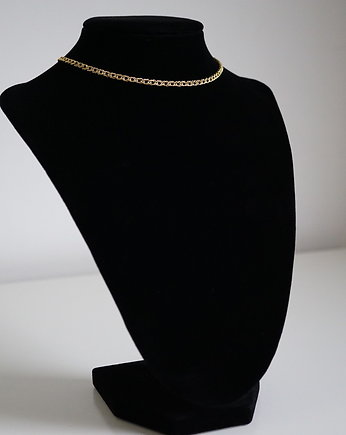 Złoty choker Chain Me Up