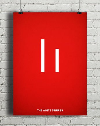 The White Stripes - plakat