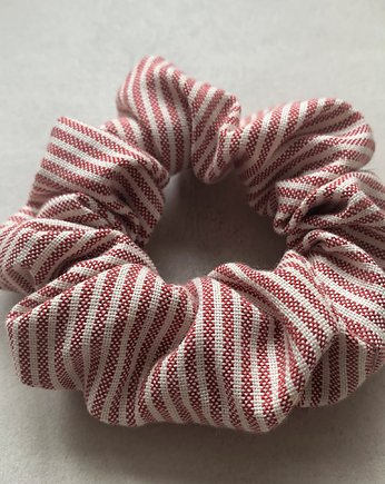 Ginger Stripes Scrunchie - gumka do włosów