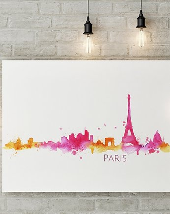 Well Well, Plakat PARIS A3