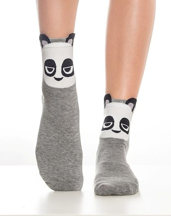 Skarpetki z pandą - Tuesday Socks - Panda