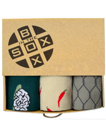 skarpetki, Box dla Super Faceta -  Sox in the Box
