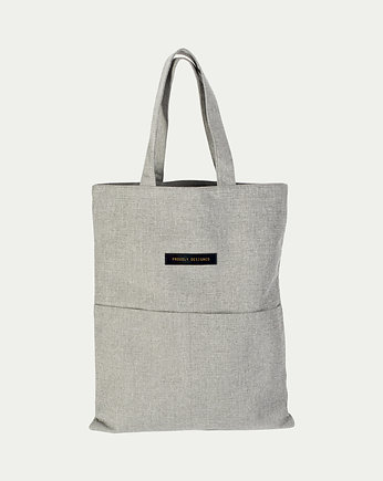 PROUDLY DESIGNED, Nordic Bag - Jasnoszara