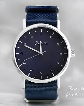 - 12 %  Simple Watch Deep Ocean  - Makaliboo