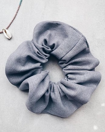 Grayish Scrunchie - gumka do włosów