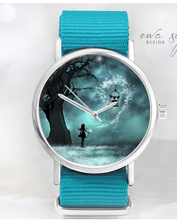 - 12 % Star Girl Kiwi- art watch Ewa Saj