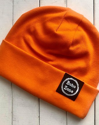 BohoZone, I'm SKATE Beanie ORANGE