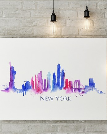 New York, Plakat NEW YORK 50x70 cm