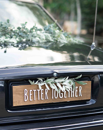 , Tablica Better Together