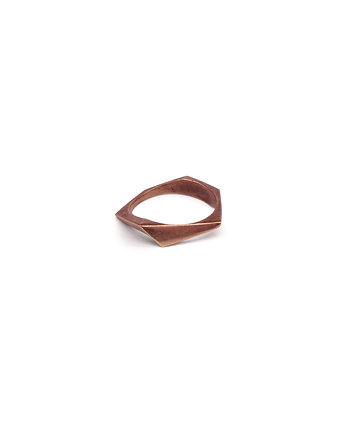 Filimoniuk, ONE EDGE mini / COPPER RING