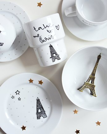 my mug company, take me to PARIS 350ml