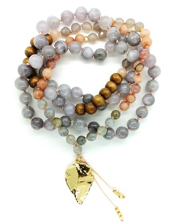 Kamala Studio, Heal Mala Necklace