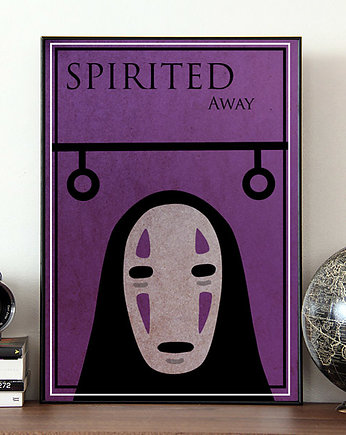 kino, Spirited Away - plakat