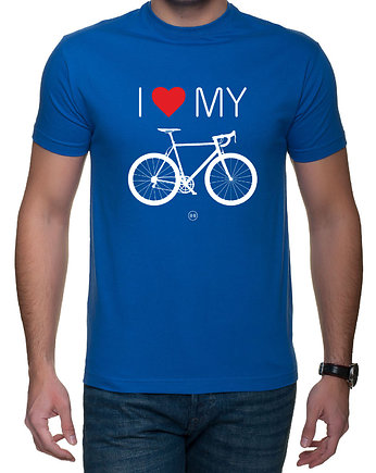 Koszulka T-SHIRT Love Bike