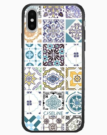Huawei, etui szklane case glass - B193