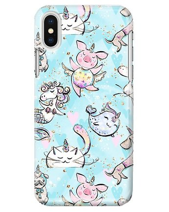 iphone, Etui SNAP CASE 3D PLASTIK - SC317