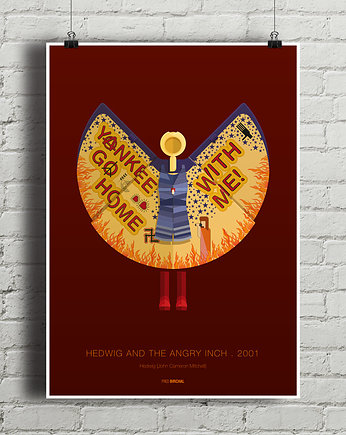 Hedwig And The Angry Inch - plakat