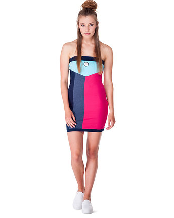 Mini, Telescopium Dress (Pink&Jeans)