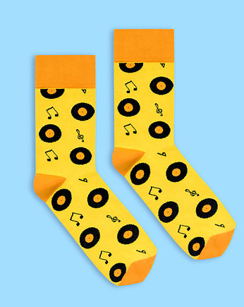 Banana Socks, Vinyl - skarpety BANANA SOCKS