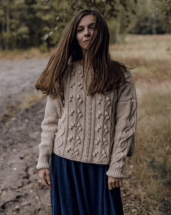 Cornflower Sweater