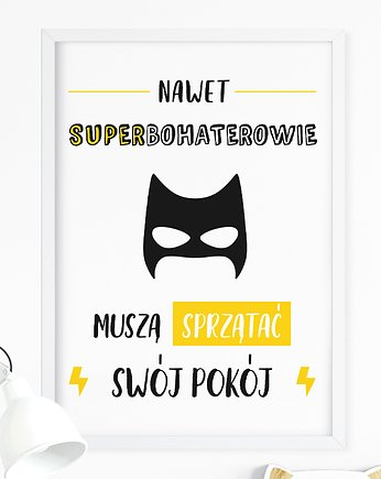 pastelowy, PLAKAT SUPERBOHATER P060