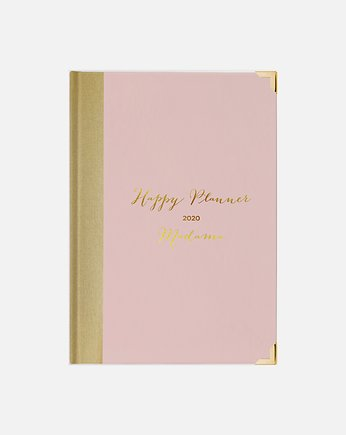 Happy Planner 2020. Dzienny. NUDE