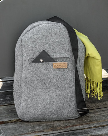 BOOGIE design, WEEKEND backpack - plecak