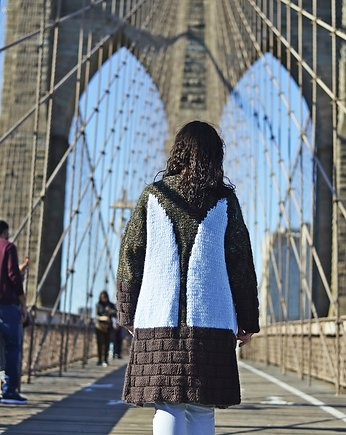 Sweter Brooklyn Bridge