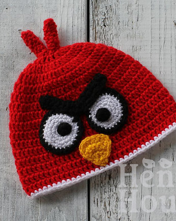 henhouse, Angry Birds - red