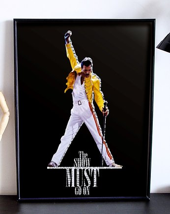 Be ART, Freddie Mercury Queen