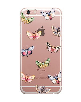 iphone 7 case, Motyle iPhone case ETUI SILIKONOWE obudowa