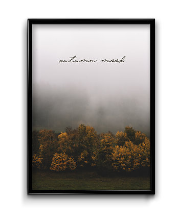 Bury Lis, Autumn mood - plakat