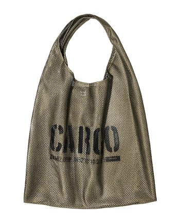 CARGO by OWEE, Torba Shopper Olive mesh