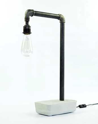 HOMEmade MAKEOVERS, MINIMAL - lampa w stylu industrialnym