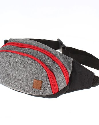 Nerka Nuff  |Gray & Red