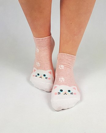 CandySox, Skarpetki z kotkiem - So cute kitty