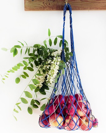 Torba, Net grocery bag, Macrame bag, Reusable bag