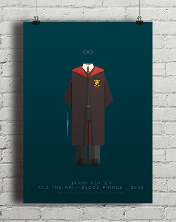 strój, Harry Potter - plakat