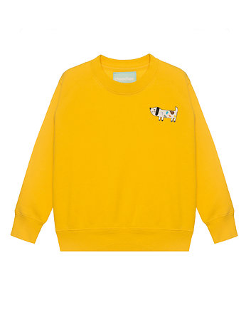 Czas na spacer, Bluza woof woof ! Yellow !