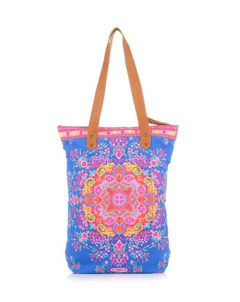 Bright Boho, Boho Secret Mandala Indygo