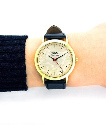 Zegarek 5AVE BEIGE MARBLE  Watch& Me