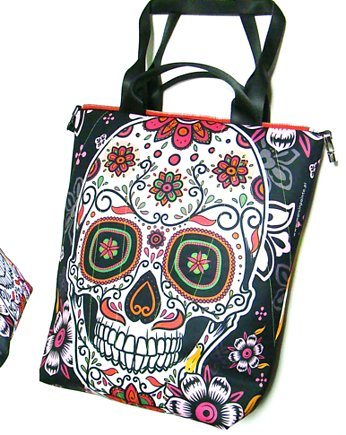 1324/1art MIMA bag UNI & Marcin Painta print