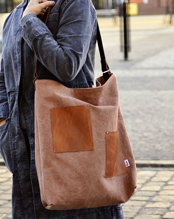 Shopper Brown