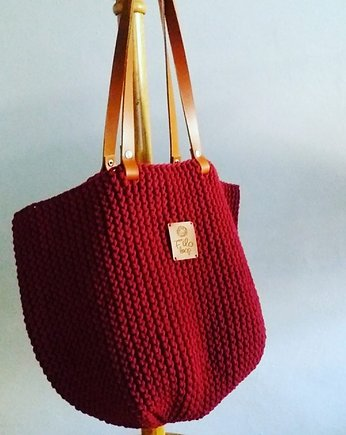 torby, Shopper Bag by Filo Loop