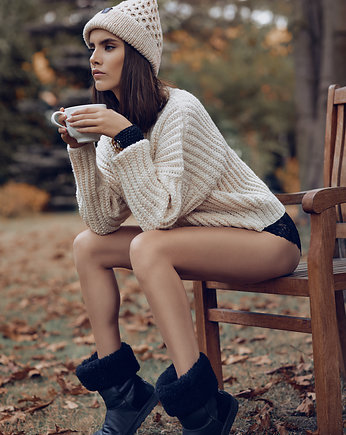 Short Chunky Sweater