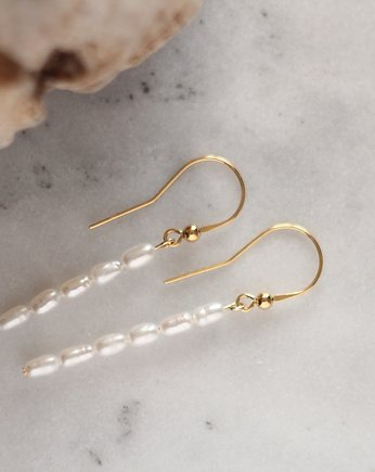 Lea Pearl Earrings
